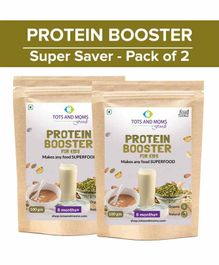 Tots and Moms Protein Booster Pack of 2 - 100 gm each