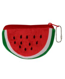 Daizy Watermelon Shape Pouch - Red