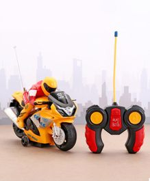 Remote Control Racing Bike - (Color May Vary)