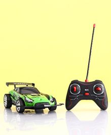Remote Control Toy Car - Green