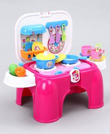 Kitchen Play Set With Light & Sound - Multicolour