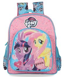 My Little Pony School Bag Pink - 16 Inches