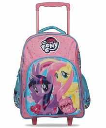 My Little Pony Trolley Bag Pink - 16 Inches