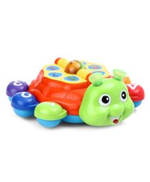 Little Beetle Educational Toy with Music - Orange Green