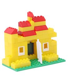 Lovely Building Blocks House Series Multicolor -86 Pieces