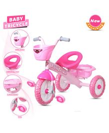Dash Funtrike Tricycle - Pink