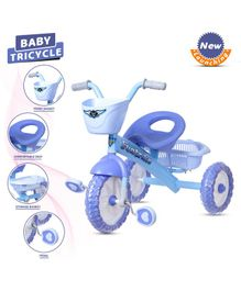 Dash Funtrike Tricycle - Blue