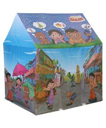 Lovely Chhota Bheem Play Tent House - (Color May Vary)