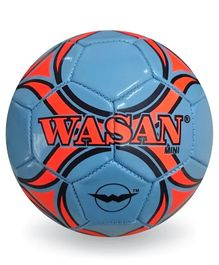 Wasan Mini Football Size 1 - Blue