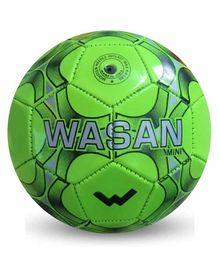 Wasan Mini Football Size 1 - Green