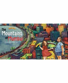 Karadi Tales The Mountains of Mumbai Story Book - English
