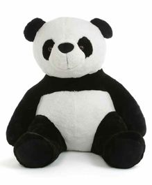 Frantic Panda Soft Toy Black White - Height 90 cm
