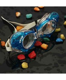 PASSION PETALS Anti Fog Swimming Glasses - Blue
