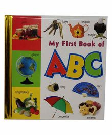 Sterling My First Book of ABC - English