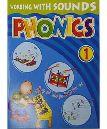 Sterling Working With Sounds Phonics Books Number 1 - English