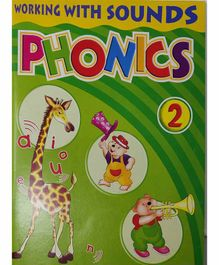 Sterling Working With Sounds Phonics Books Number 2 - English