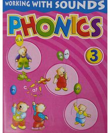 Sterling Working With Sounds Phonics Books Number 3 - English
