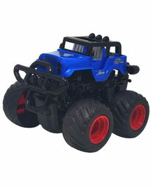 Sterling Friction Jeep Toy with 360 Degree Rotation  - Blue