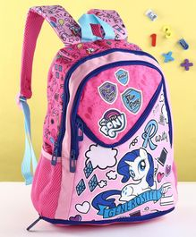 My Little Pony School Bag Pink - 17 Inches