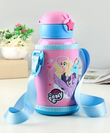 My Little Pony Water Bottle With Cover Purple - 520 ml