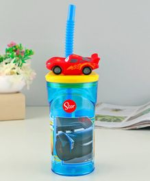 Disney Pixar Car 3D Tumbler Red - 360 ml