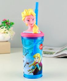 Disney Frozen 3D Tumbler Blue -360 ml