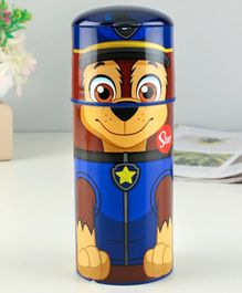 Paw Patrol Character Sipper Bottle Blue Brown - 350 ml