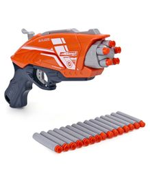 Bang Rotating Barrel Gun Toy - Orange