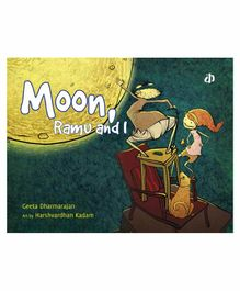 Katha Moon, Ramu & I Story Book by Geeta Dharmarajan - English