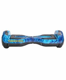 Swagwheels Pro 5 Hoverboard with Bluetooth Speaker - Blue