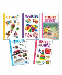 Navneet My Small Board Book Set of 5 - English