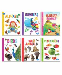 Navneet My Favourite Board Book Set of 5 - English
