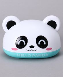 Panda Face Soap Box - Blue