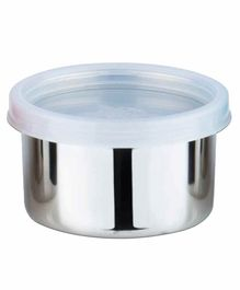 Falcon Steel Nano Container With White Lid - 100 ml