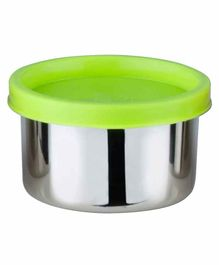 Falcon Steel Nano Container With Green Lid - 100 ml