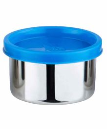 Falcon Steel Nano Container With Blue Lid - 100 ml