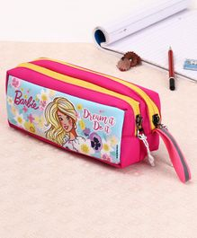 Barbie Pencil Pouch - Pink
