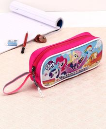 My Little Pony Pencil Pouch - Pink Blue