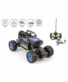 Playhood Remote Control Monster Truck with 27 Mhz Wireless Frequency Remote - (Assorted Colors)