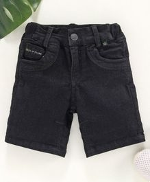 Little Kangaroos Shorts with Pockets - Black