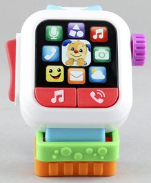 Fisher Price Laugh and Learn Smart Watch - Multicolor