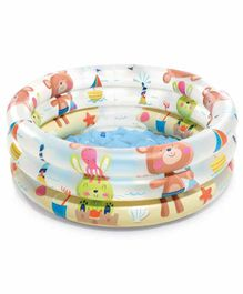 Intex Beach Buddies Baby Pool - Multicolour