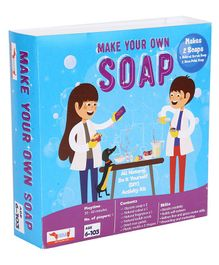Soap Making DIY Activity Science Kit