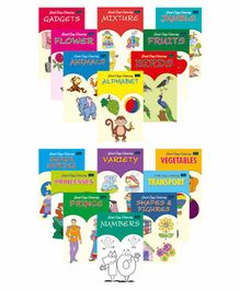 Book Ford Publications Copy Colouring Books Pack of 16 - English