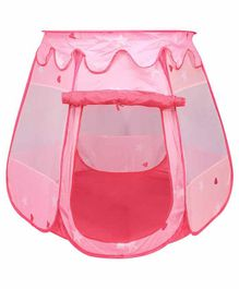 Skylofts Foldable Balls Pit Tent House - Pink