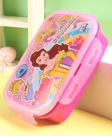 Disney Princess Insulated Lunch Box Pink