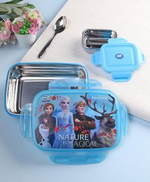 Disney Frozen Insulated Lunch Box Blue