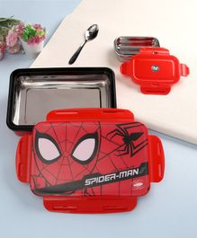 Marvel Spiderman Insulated Lunch Box - Red