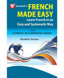 Goodwill Publishing House French Made Easy - English French