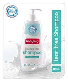 Babyhug Daily Tear Free Shampoo - 400 ml